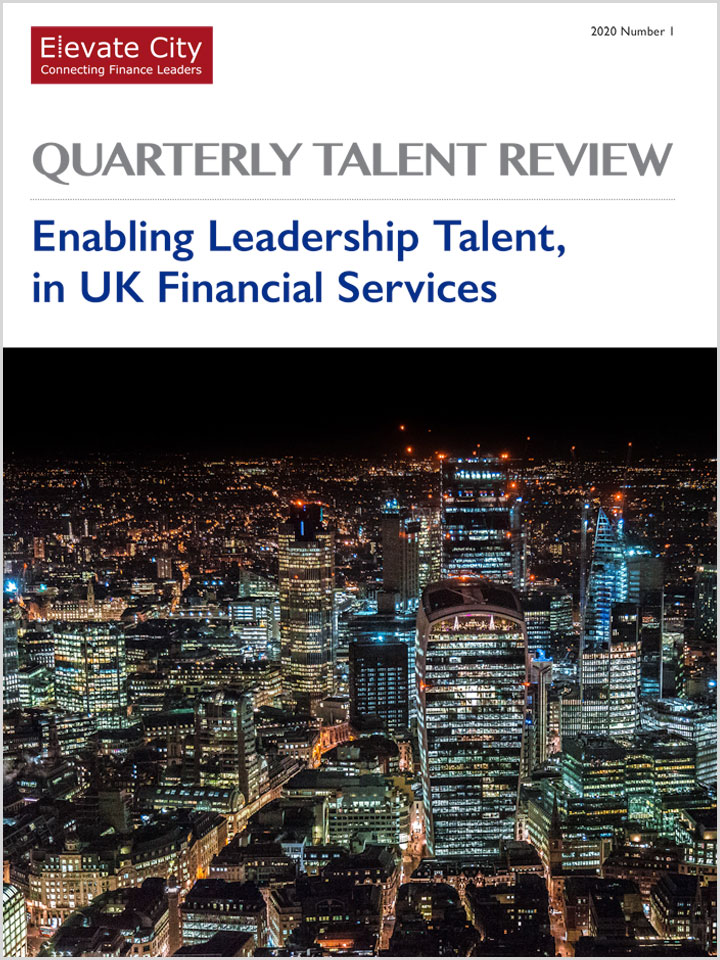 Elevate City Quarterly Talent Review