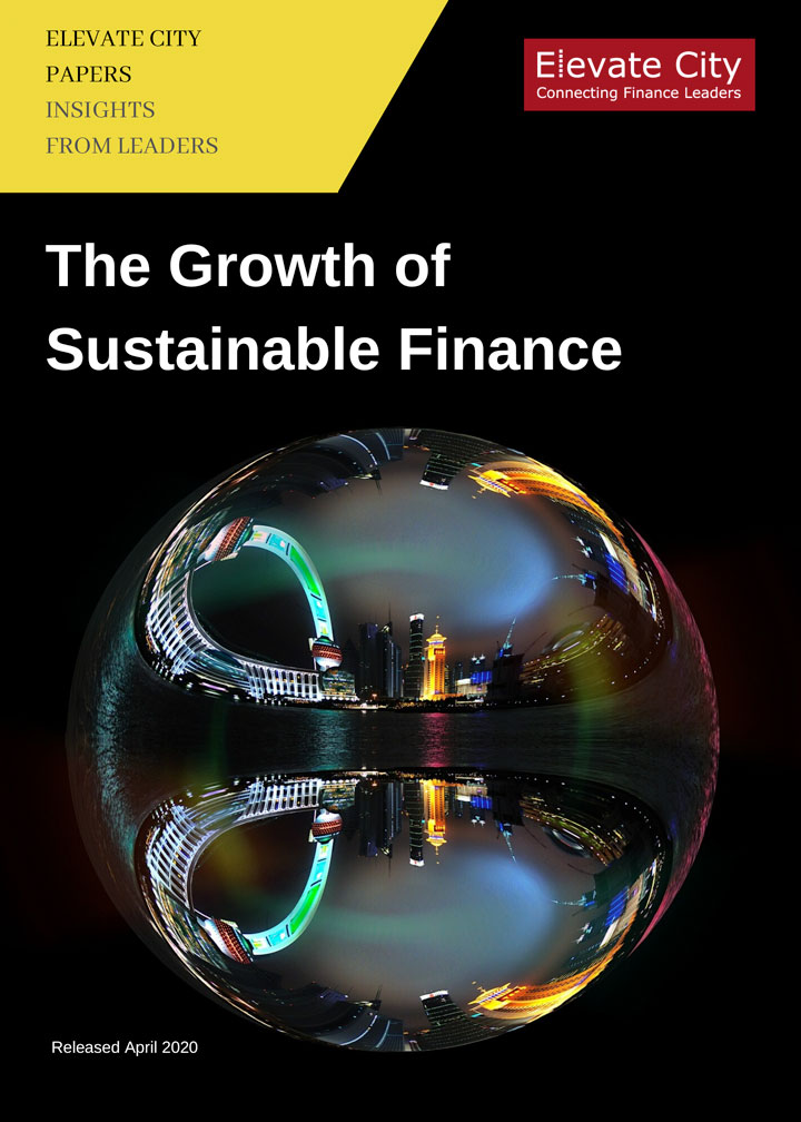 The Growth of Sustainable Finance